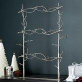 Crate & Barrel Branch Ornament Tree