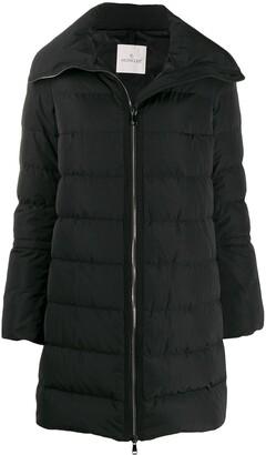Moncler flared sleeve padded jacket