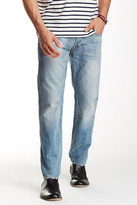 Gilded Age Distressed Light Wash Jean
