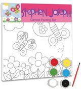 Stephen Joseph Stephen JosephTM Butterfly Canvas Set