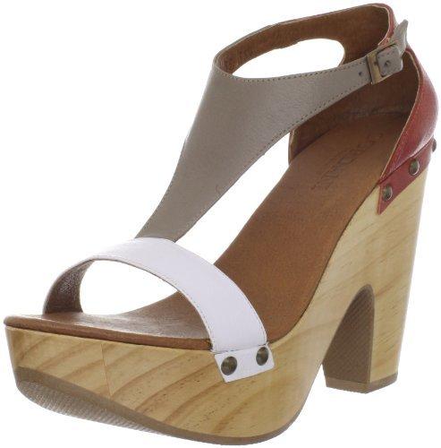 Cordani Women's Trina T-Strap Sandal