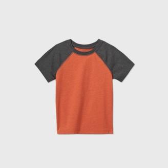 Cat & Jack Toddler Boys' Short Sleeve Crew Neck T-Shirt - Cat & JackTM