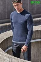Mens BOSS Rime Crew Neck Jumper