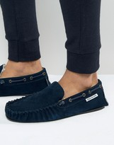 Lambretta Slippers In Navy