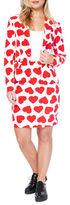 Opposuits Queen of Hearts Skirt Suit
