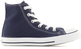 Converse All Star Chuck Taylor navy blue trainers (151287)