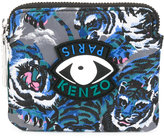 Kenzo multi icon zipped pouch - men - Nylon - One Size
