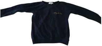 Maison Labiche Blue Cotton Knitwear for Women