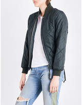 NSF Neil shell bomber jacket