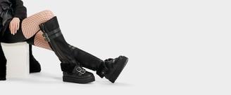 Moto Punk OTK Boot