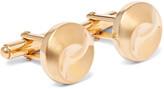 Lanvin - Gold-plated Cufflinks