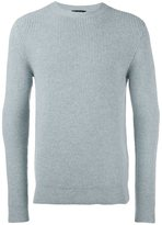 A.P.C. ribbed crew neck pullover