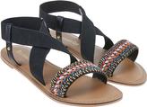 Accessorize Coralie Cross Strap Sandals