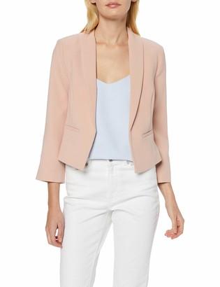 New Look Women's Ec Ss19 Harper Crop Jacket (6142938) Suit