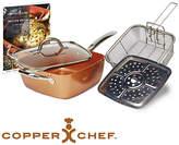 Copper Chef 6 in 1 Square Aluminium Pan