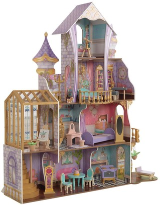 Kid Kraft Enchanted Greenhouse Castle
