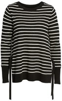 Halogen Women's Side Tie Cashmere Sweater