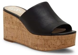 Vince Camuto Gadgen Wedge Sandal