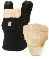 Infant Ergobaby 'Three Position Original - Bundle Of Joy' Cotton Baby Carrier & Insert