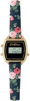 Cath Kidston Antique Rose Digital Watch