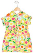 Lilly Pulitzer Girls' Floral Print Short Sleeve Dress
