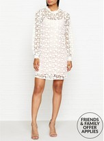 Needle & Thread Crochet Lace Dress