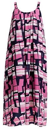 NIC+ZOE, Plus Size Block Party Dress