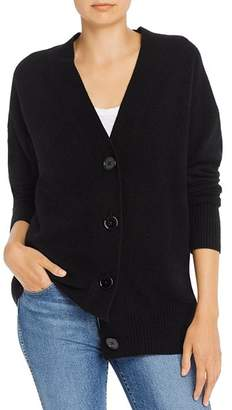 Equipment Cashmere Button-Front Elder Cardigan