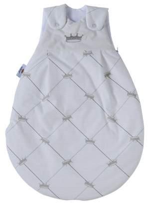 BEIGE Nicolientje Sleeping Bag Cotton with Tencel (Beige, Size 56/62 cm)