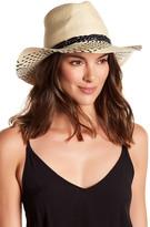 BCBGMAXAZRIA Plaited Panama Hat
