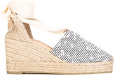 Castaner Campina espadrilles - women - Cotton/Jute/Leather/rubber - 36