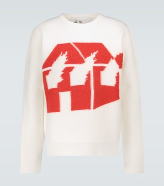 J.W.Anderson Burning House sweater