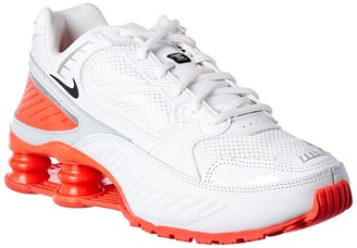 Nike Enigma Leather-Trim Sneaker