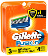 Gillette Fusion Razor Refill Cartridges