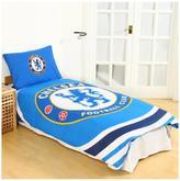 Chelsea Manchester United Pulse Single Duvet Cover Set