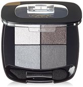 L'Oreal Cosmetics Colour Riche Pocket Palette Eye Shadow, Silver Couture, 0.1 Ounce