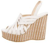 Jimmy Choo Perdita Platform Wedges