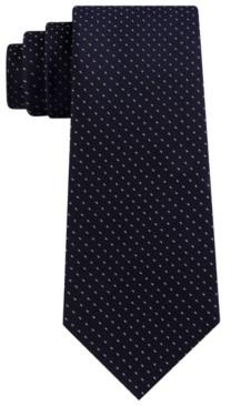 Kenneth Cole Reaction Men's Veloutine Pick Stitch Tie