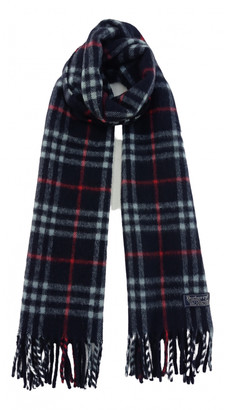 Burberry Other Wool Scarves & pocket squares