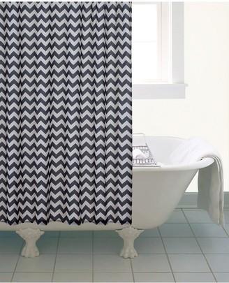 Aqualona Chevron Shower Curtain