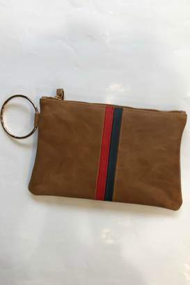 Positive Elements Gavi Leather Wristlet