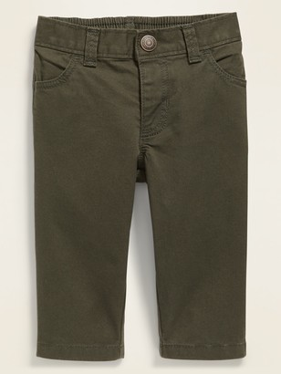 Old Navy Built-In Flex Max Pop-Color Skinny Jeans for Baby