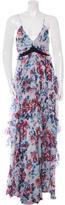Mary Katrantzou Spring 2016 Silk Caliente Dress w/ Tags