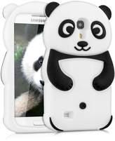 Tsmine Samsung Galaxy S4 Mini GT-i9190 Case - Cute 3D Panda Soft Silicone Back Washable Cover Case Protective Skin for Samsung Galaxy S4 Mini GT-i9190