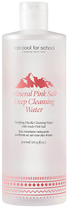 Too Cool for School Mineral Pink Salt Deep Cleansing Water 500ml