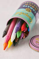 Urban Outfitters Soup Can Crayons Set