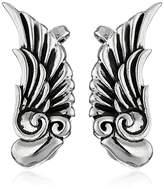 "King Baby Studio Heartbreaker"" Winged Heart Ear Cuffs"