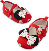 Disney Minnie Mouse Costume Shoes for Baby - Red