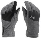 Under Armour Mens Core Fleece Gloves Hands Protection Training Sports Accessory