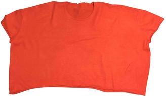 Paul & Joe Orange Cashmere Knitwear for Women